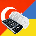 Ukrainian Turkish Dictionary icon