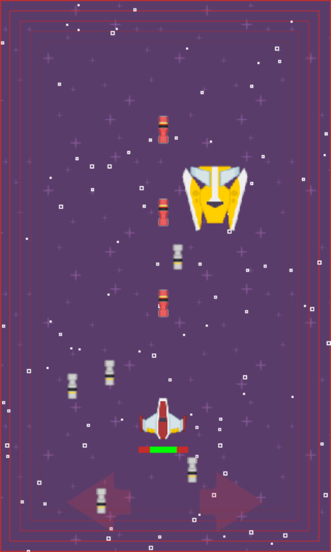 Space Ship Hero - screenshot