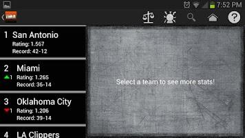 Screenshot of Versus Sports Simulator