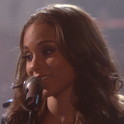 Alicia Keys Girl On Fire icon
