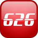 626 Suite mobile logo