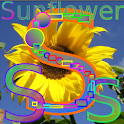 Easy Flower Alphabet  2 FREE icon