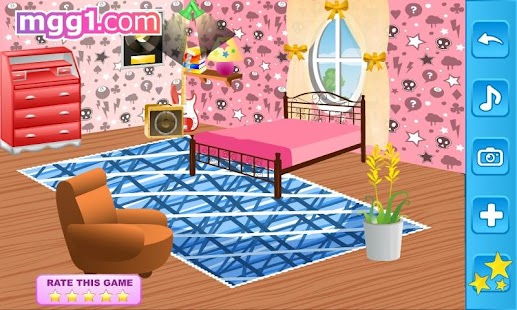 Interior Designer Modern Girl - screenshot thumbnail
