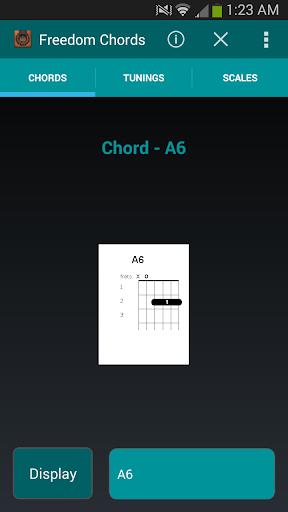 Freedom Chords