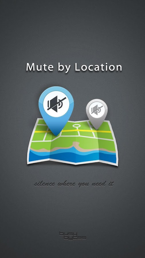 Mute by Location - screenshot
