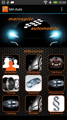 Mainspitz Automobile