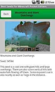 玩免費書籍APP|下載Seeds for Minecraft Pocket Edn app不用錢|硬是要APP
