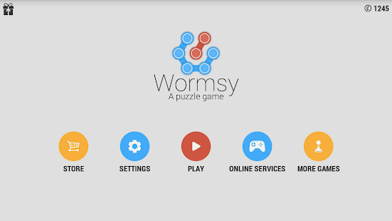 Wormsy! - A Puzzle Game- screenshot thumbnail