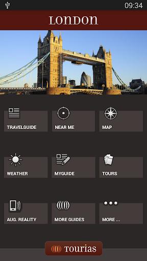 London Travel Guide - Tourias