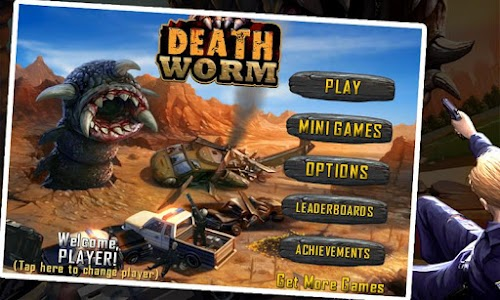 Death Worm v1.51 (Full)