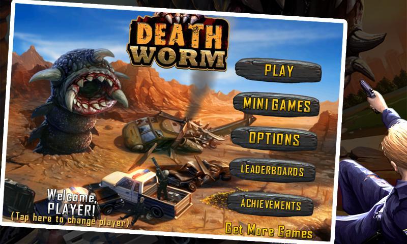 Death Worm screenshot #8