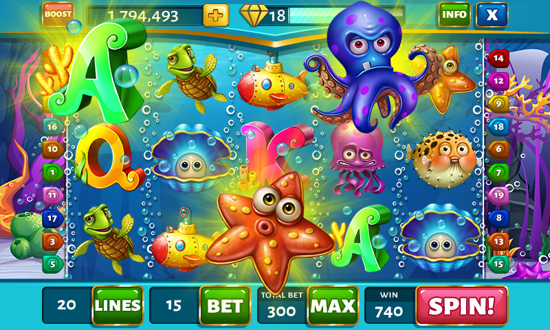 Slots Billionaire- screenshot