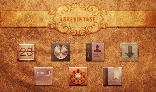 Love Vintage Theme