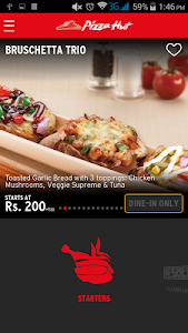 Pizza Hut Pakistan screenshot 2