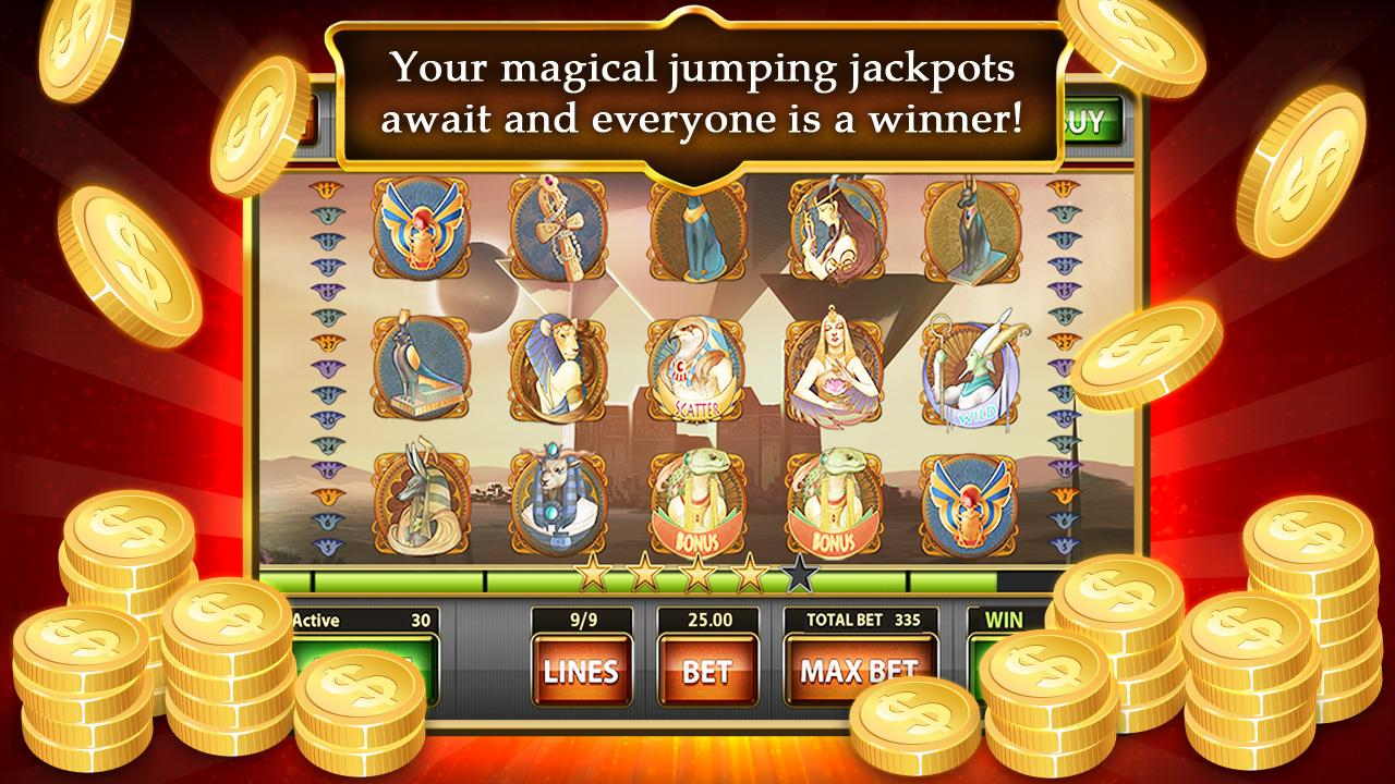 Slots by Kabam - screenshot