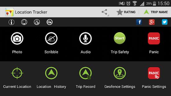Location Tracker - screenshot thumbnail