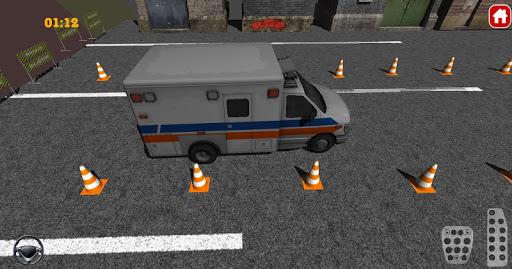 Aparcar Ambulancia Parking