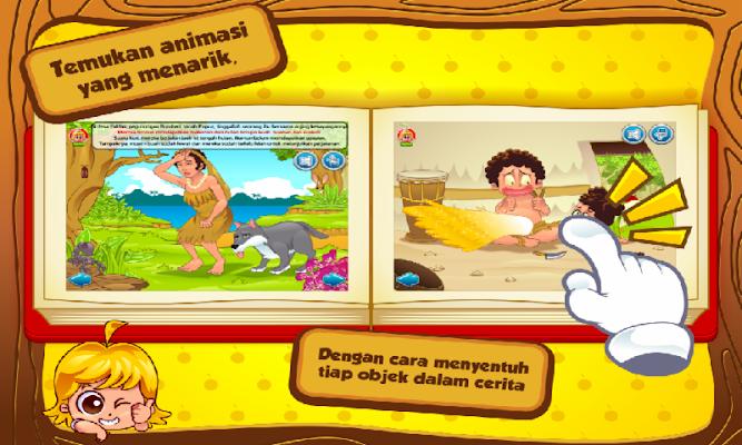 Cerita Anak:Burung Cendrawasih - screenshot
