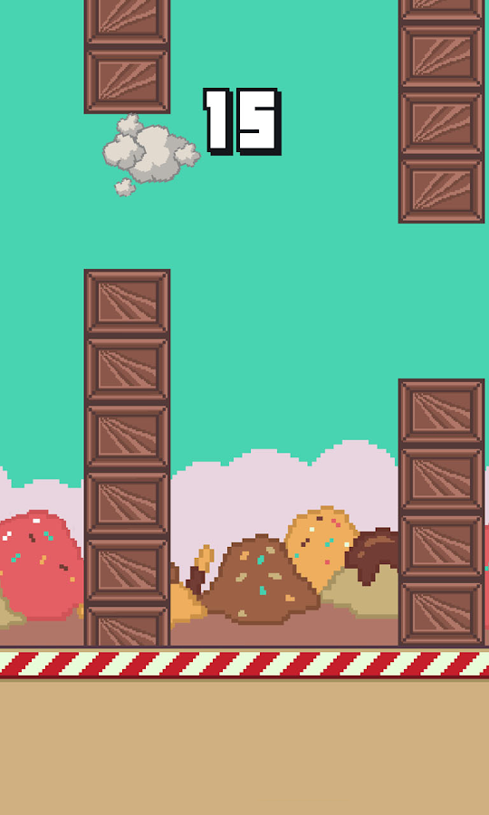 Flappy AJ1- screenshot