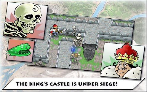 Siegebreaker: castle defense - screenshot thumbnail