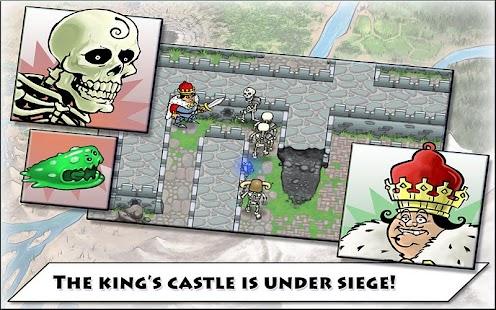 Siegebreaker: castle defense - screenshot thumbnail