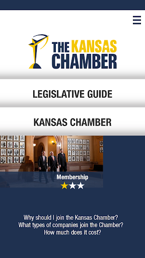 KS Chamber Legislative Guide