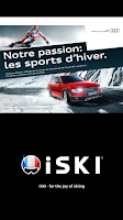 Screenshot of iSKI France