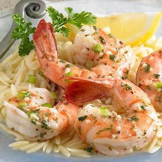 Shrimp Scampi With Garlic Powder Recipes.