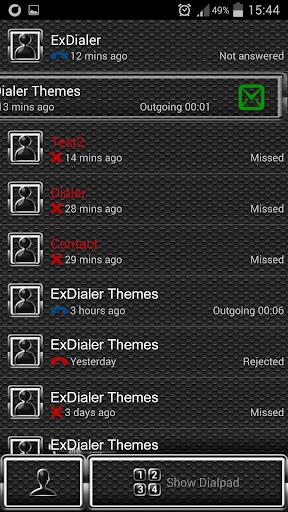 免費下載個人化APP|ExDialer黑 app開箱文|APP開箱王