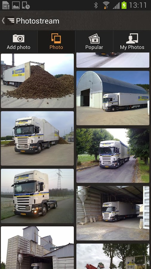 Worldtrucker - screenshot