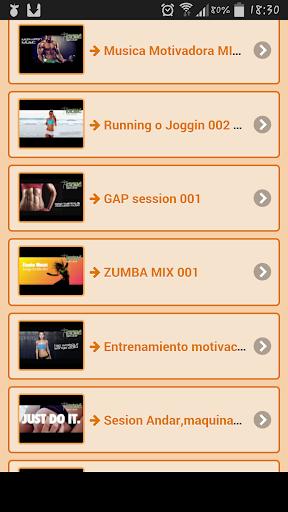 Workout Musica para entrenar