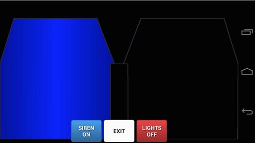 【免費娛樂App】Police Lights & Siren Prank HD-APP點子