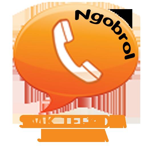 Ngobrol SMK Telkom Jakarta LOGO-APP點子