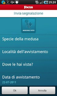 Focus Meteo Meduse- screenshot thumbnail