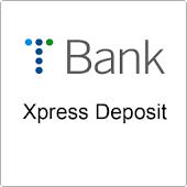 T Bank Mobile Xpress Deposit