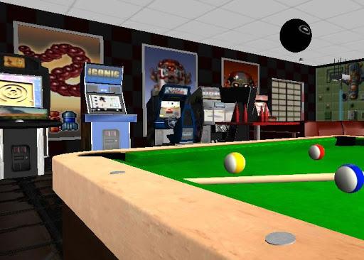 Snooker Ball Tap