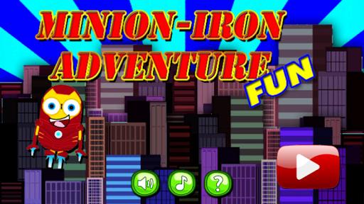 Minion Iron Boy Adventure