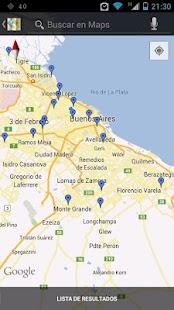 AltaGuía - Muros de Argentina - screenshot thumbnail