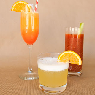 It's Time For Morning Cocktails!.