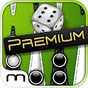 Backgammon Gold PREMIUM logo