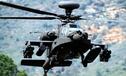 武裝直升機拼圖