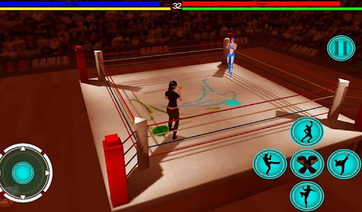 3d 2 player fighting games