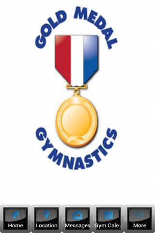 【免費商業App】Gold Medal Gymnastics-APP點子