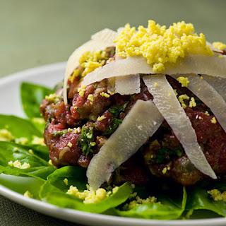 Summer Steak Tartare