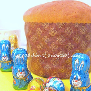 Easter Bread with Cheese