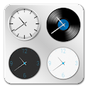 ClockQ Analog – clock widget logo