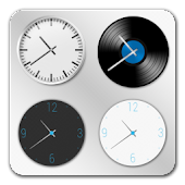 ClockQ Analog - clock widget