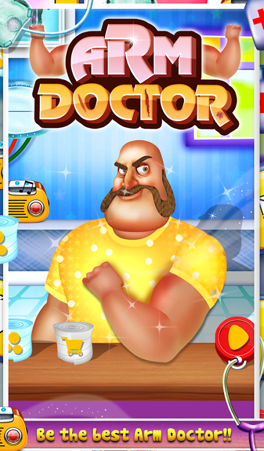 Arm Doctor- screenshot