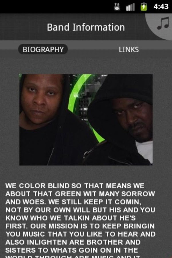 ColorBlind/064BlockHeadRecords - screenshot