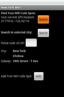New York Free WiFi